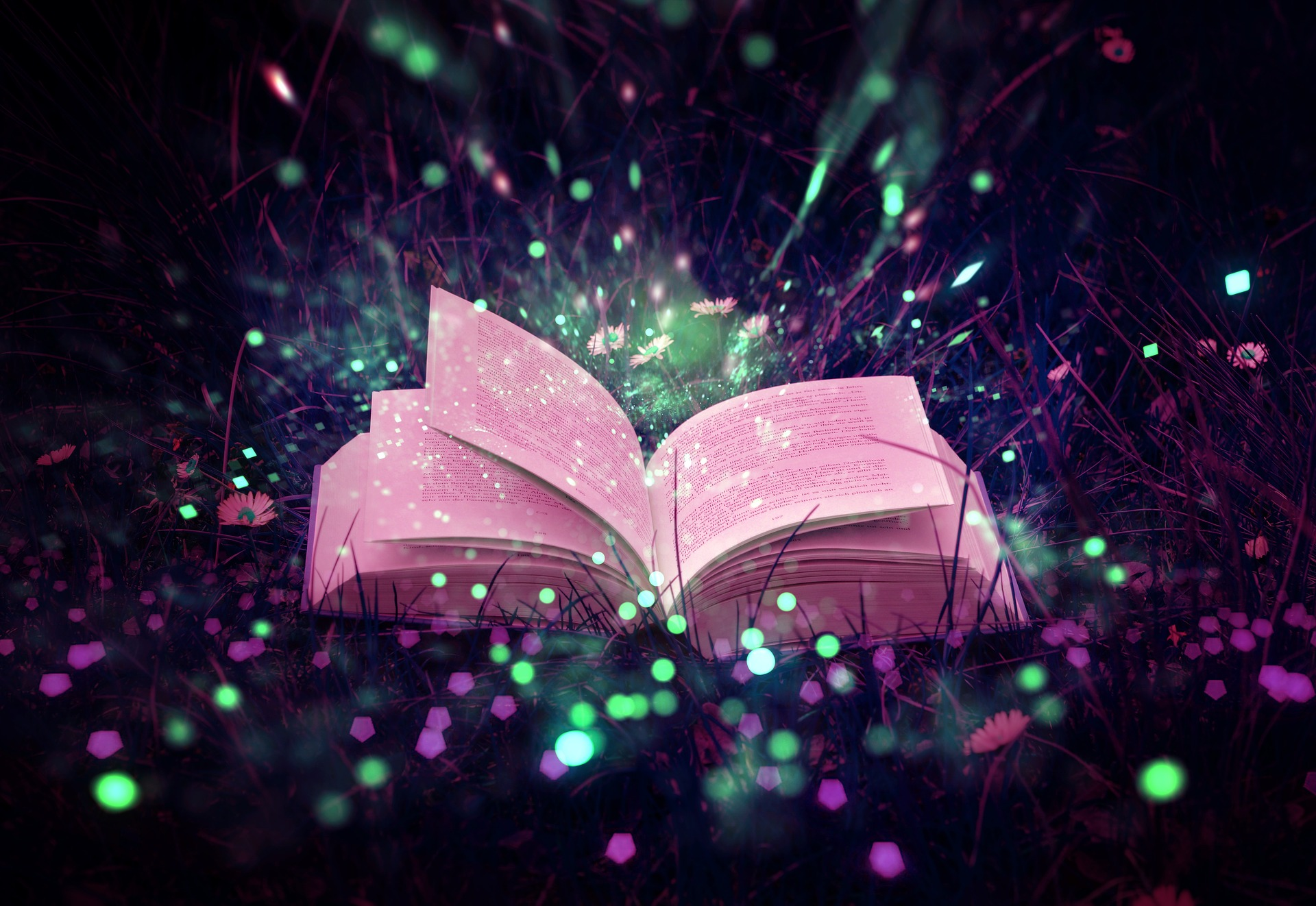 Your Magical Textbook